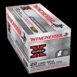 Winchester 22 lr super speed  x 50