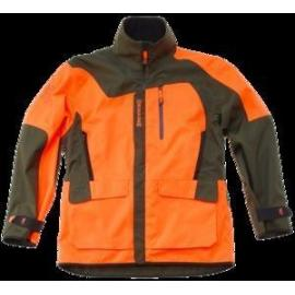 Parka, tracker one, orange green 3xl
